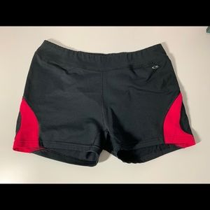 Black Champion Active Shorts